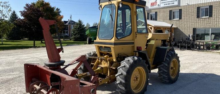 1977 Versatile 150 Bi Directional 4X4 Tractor And Snowblower
