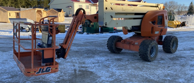 2008 JLG 450AJ 2WD Articulating Man Lift
