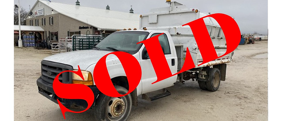 1999 Ford F450 Collection Truck