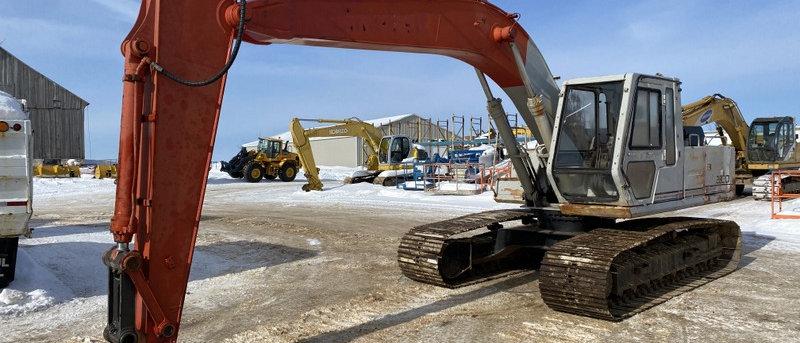 1992 Linkbelt LS2800 C II Excavator