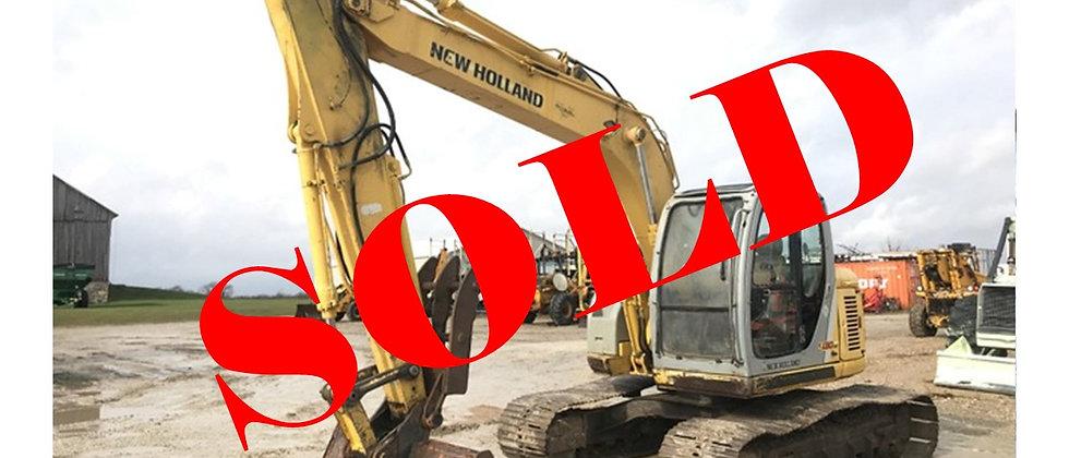 2006 New Holland 16 Ton Excavator