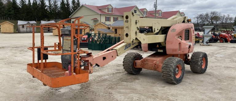 2001 JLG 450A 4X4 Manlift Boom Lift
