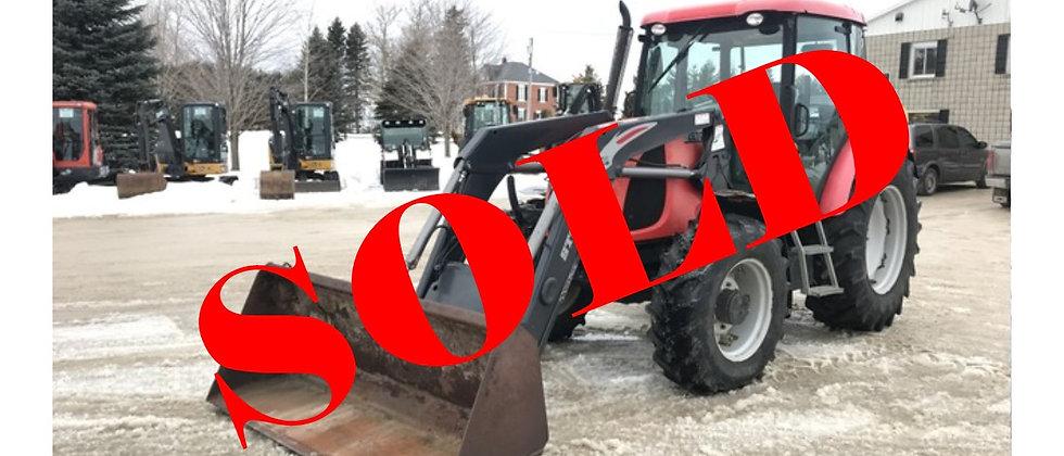 2009 Zetor 9050 4X4 Loader Tractor