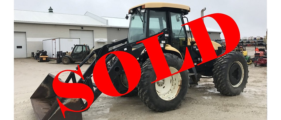 2005 New Holland TV145 - GONE TO AUCTION MAY 5, 2020