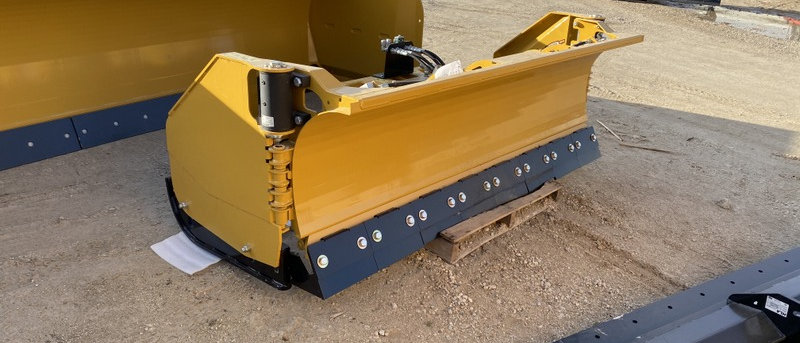 BRAND NEW HLA 8-13 Foot Snow Pusher