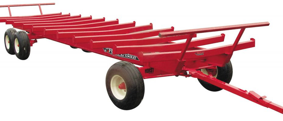 New JBM Agricultural Trailers Available