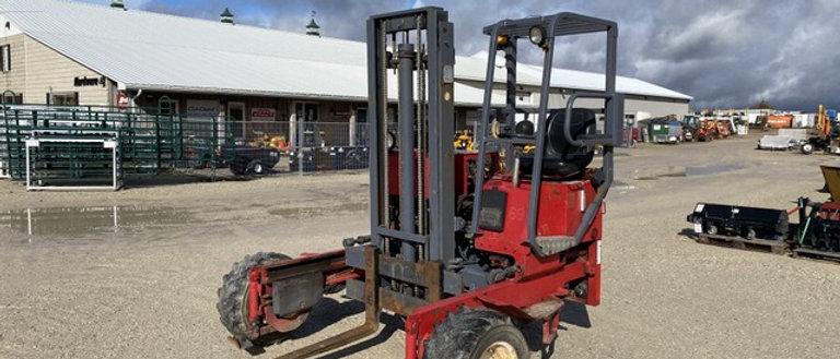 2001 Moffett M5000 Piggy Back Truck Mount Forklift