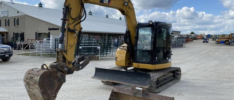 2011 Caterpillar 308D CR 8.5 Ton Midi Excavator
