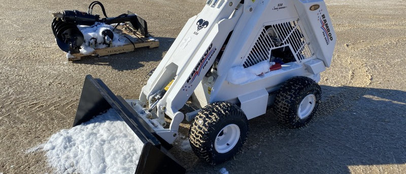 2020 Ramrod 930 Mini Skidsteer
