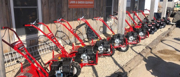 2021 TROY-BILT Tillers. Various Models Available.