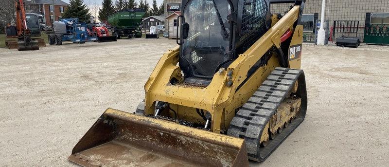 2018 Caterpillar 299D Skidsteer