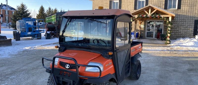 2012 Kubota RTV900 4X4 Utility Side By Side Vehicle