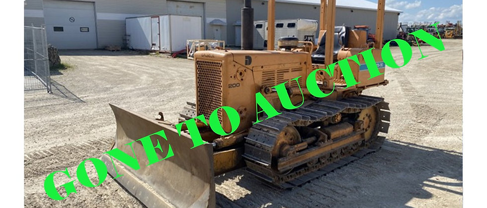 GONE TO 6&6 AUCTIONS  Dresser TD7E Dozer