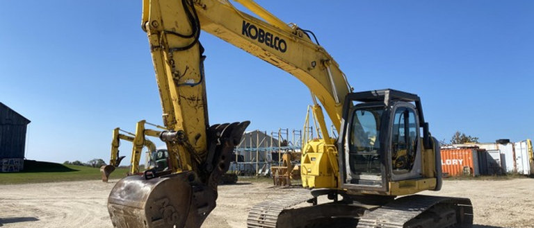 2006 Kobelco SK235SRLC-1E Excavator 28.5 Ton
