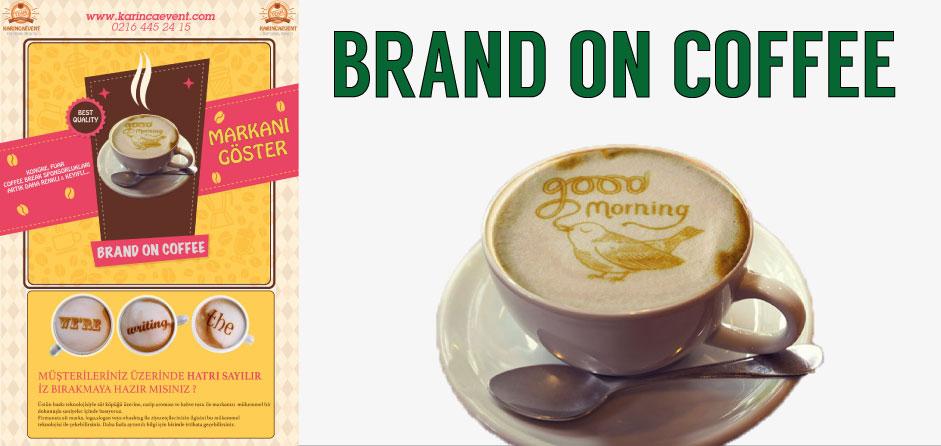 BRAND ON COFFEE