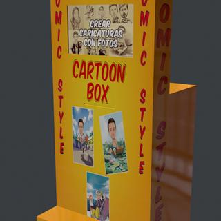 Cartoon Box Aktivitesi