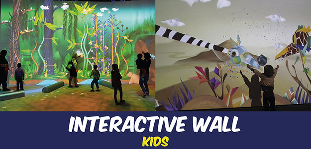 INTERACTIVE WALL KIDS