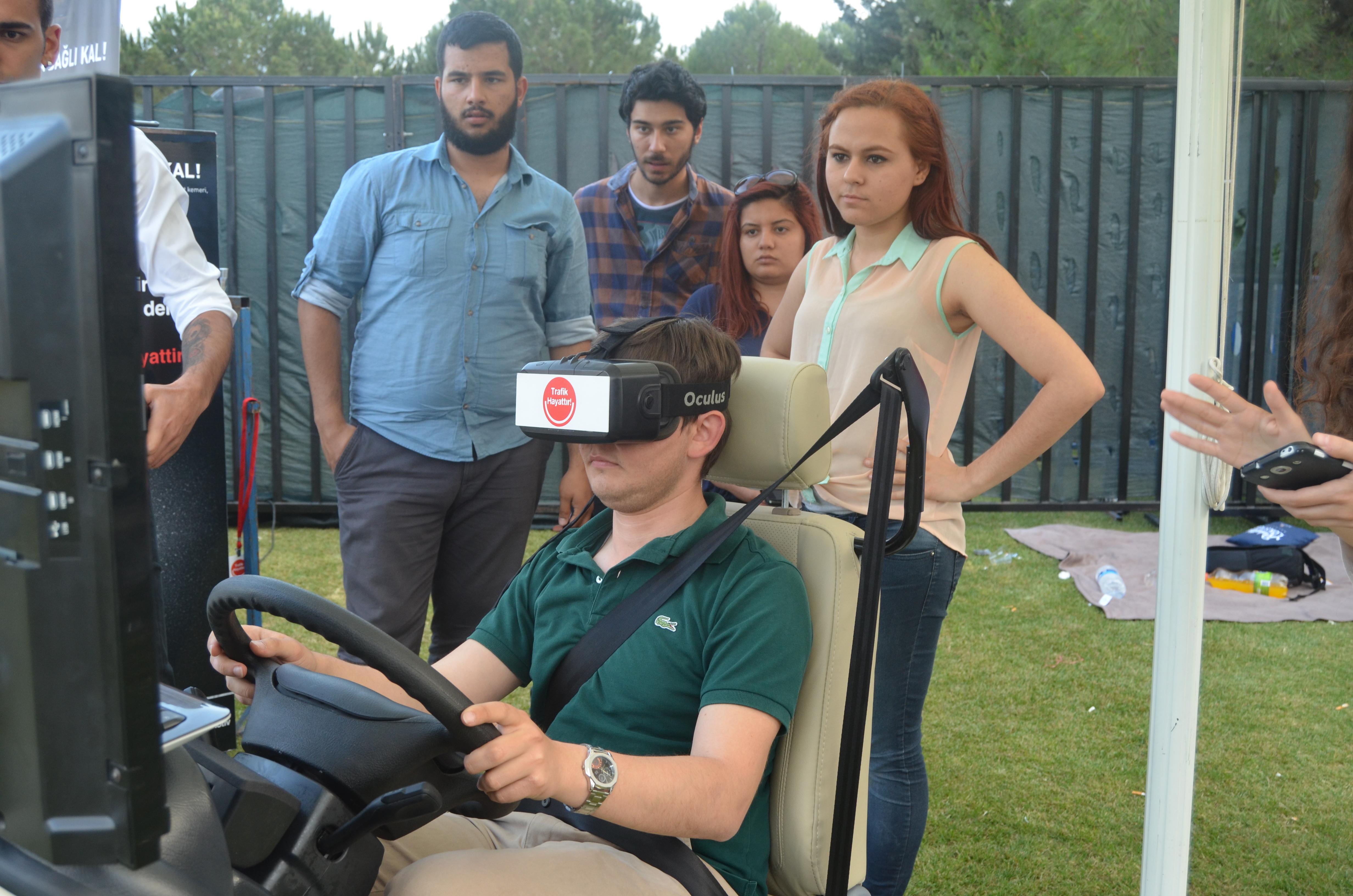 Trafik Hayattır VR Projesi