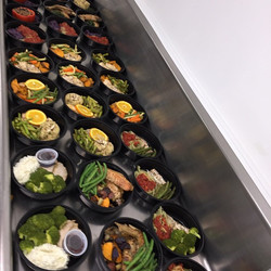 Catered Meal Prep