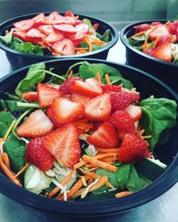 Strawberry Fields Mixed Salads