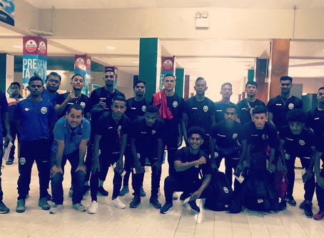 Departure of JENESYS2019 Japan ASEAN Soccer Exchange