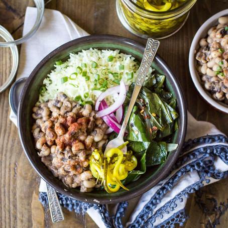 Vegan Soul Food Bowl