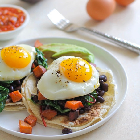 Superfood Breakfast Tacos