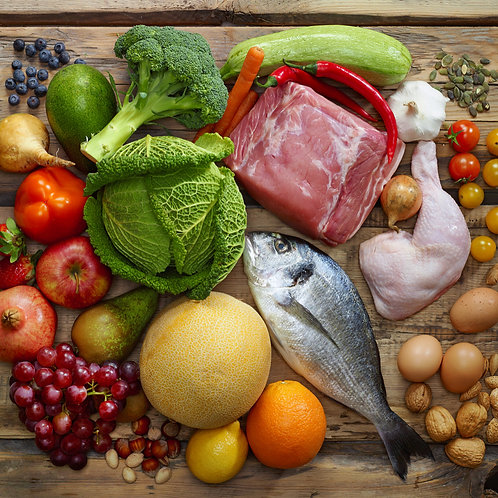 7 Day Paleo Meal Plan