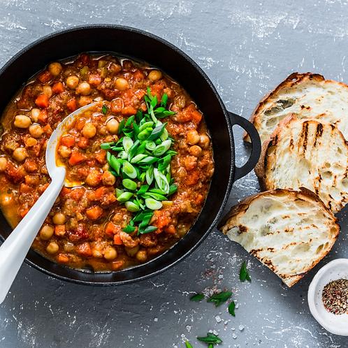 7 Day Vegetarian Meal Plan