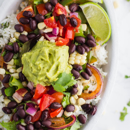 Chipotle Vegan Burrito Bowl