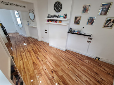 Manhattan Ink Floor