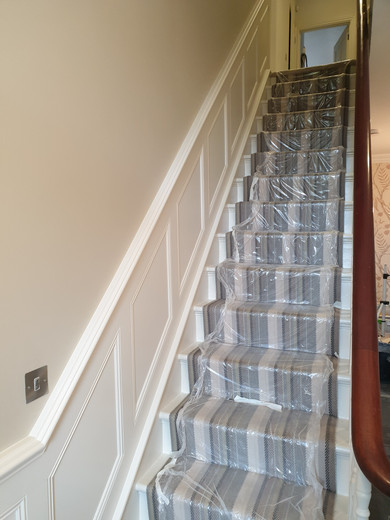 Stair Panelling