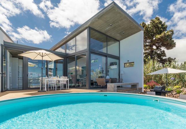 Exterior View Villa Hahn La Palma Holiday home