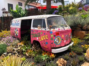 1 VW Bus Bulli T2 Villa Hahn La Palma Fe