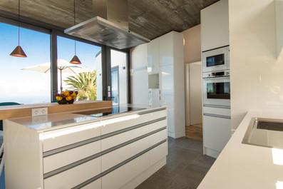 Designer kitchen VILLA HAHN La Palma Holiday home