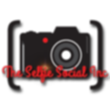 The Selfie Social, Logo, Photobooth in New Jersey, The Shore