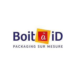 Logo de Boite à idées, packaging sur-mesure, la nouvelle entreprise