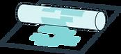 Icône logo offset
