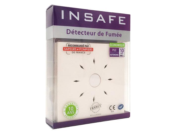 INSAFE - Détecteur de fumée