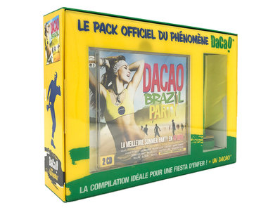 Coffret Dacao Brazil Party