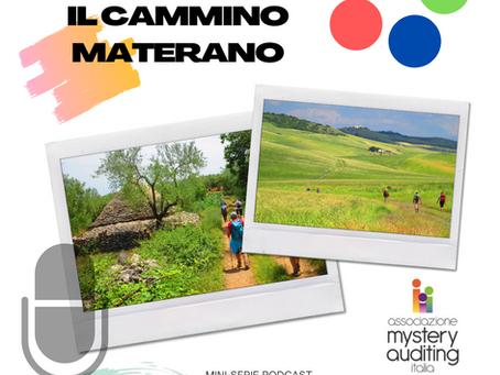 Mystery Walker: Il Cammino Materano (via Peuceta)
