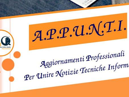 AICQ Piemontese parla di noi nella newsletter ai soci