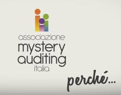 Mi associo a Mystery Auditing Italia perché ...