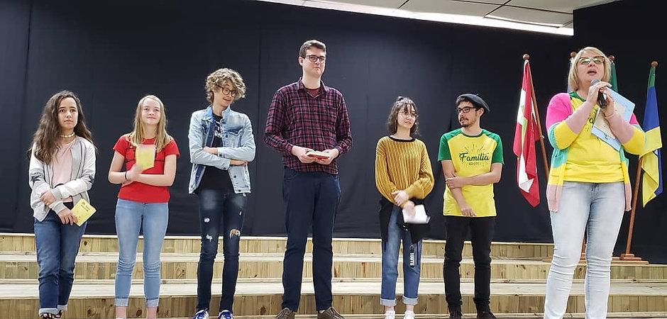 Clube do Escritor COC na Festa da Família (2019)