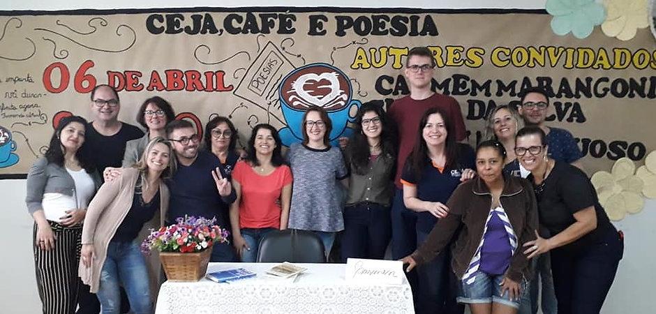 Ceja, Café e Poesia - Rio do Sul (2019)