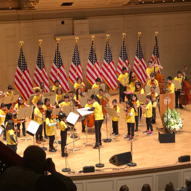 Symphony Hall Debut: BMP Performs for Mayor's State of the City Address