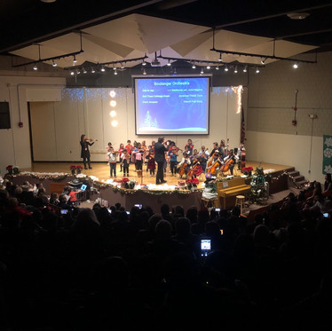 December Concert Videos are here!
