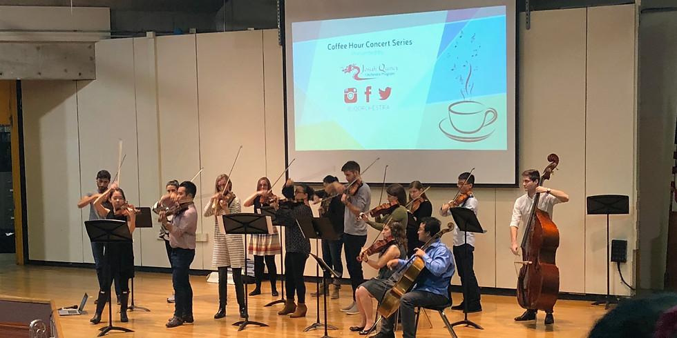 Coffee Hour Concert Series
