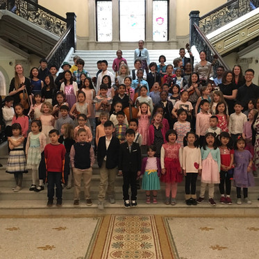 BMP performs at the State House