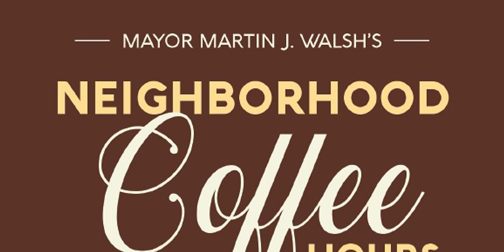 Mayor's Coffee Hour